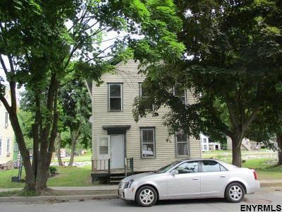 Fort Plain Single Family Home For Sale: 88 Reid St