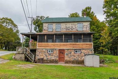 Broadalbin Single Family Home For Sale: 3 Pine St