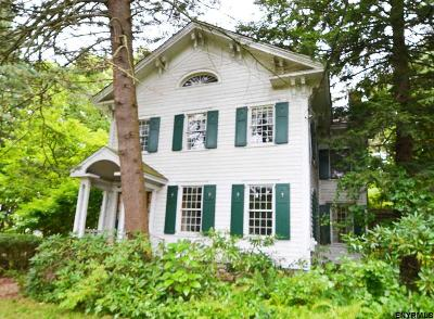 Fort Edward Single Family Home For Sale: 269-271 Broadway