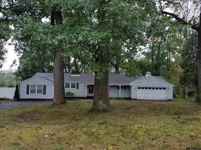 Saratoga County Single Family Home For Sale: 12 Laurel Rd