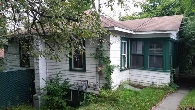 East Greenbush Single Family Home For Sale: 506 Columbia Turnpike