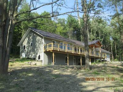 Columbia County Single Family Home For Sale: 68 Dunham Rd