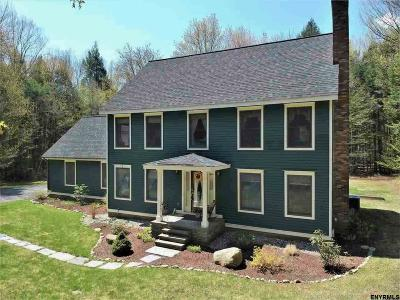 Greenfield, Corinth, Corinth Tov Single Family Home For Sale: 146 Medbury Rd