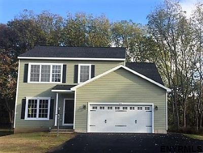 East Greenbush Single Family Home For Sale: 21 New Hampshire Av