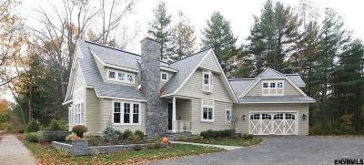 Saratoga Springs NY Single Family Home For Sale: $1,300,722