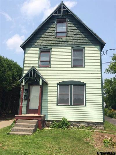 Saratoga County Rental For Rent: 205 Division St