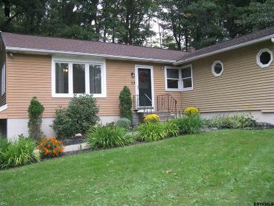 Voorheesville Single Family Home For Sale: 32 Locust Dr