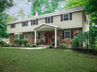 Clifton Park Single Family Home For Sale: 8 Silver Maple Dr