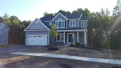 Bethlehem Single Family Home For Sale: Lot 17 Julia Rose Ct