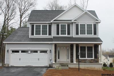 Bethlehem Single Family Home For Sale: Lot 21 Julia Rose Ct