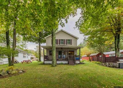 Benson, Broadalbin, Day, Edinburg, Hadley, Hope, Mayfield, Mayfield Tov, Northampton Tov, Northville, Providence Single Family Home For Sale: 130 Charles La