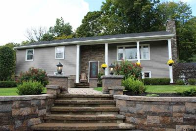 Single Family Home Price Change: 331 Upper Flat Rock Rd