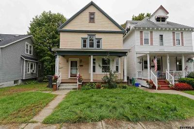 Troy Single Family Home For Sale: 873 7th Av