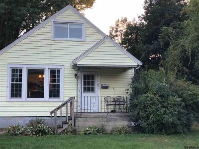 Scotia Single Family Home For Sale: 265 Washington Ave Ext