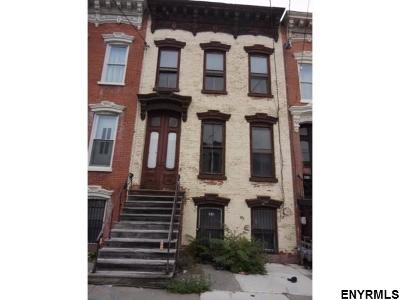 Albany Multi Family Home For Sale: 407 Clinton Av