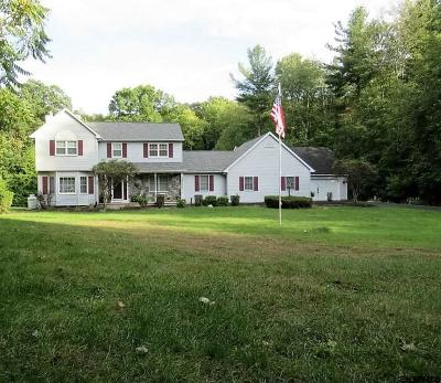 Rensselaer County Single Family Home For Sale: 27 Cayuga Ct