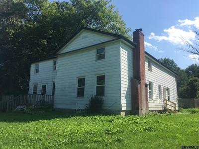 Schoharie County Single Family Home For Sale: 237 Caverns Rd