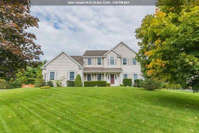 Guilderland Tov Single Family Home For Sale: 4017 Newcastle Rd