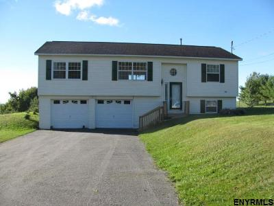 Gloversville, Johnstown Single Family Home For Sale: 1632 State Highway 67