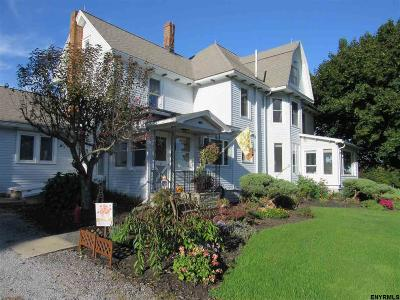 Schoharie County Single Family Home For Sale: 104 Roy Walsh Rd