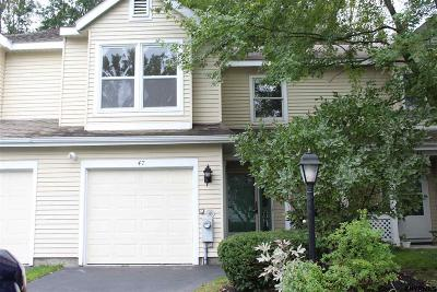 Saratoga County Single Family Home For Sale: 47 Stoney Creek Dr