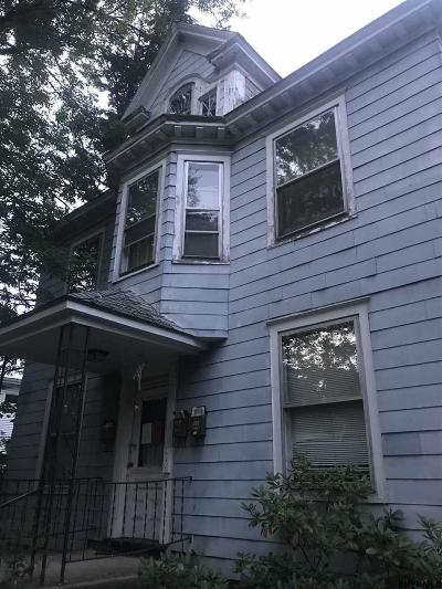 Schenectady Multi Family Home For Sale: 1307 Union St