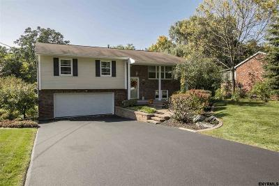East Greenbush Single Family Home For Sale: 1483 Red Mill Rd