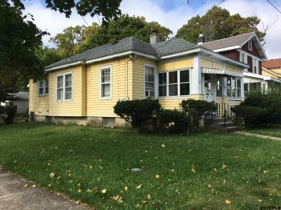 Albany Single Family Home For Sale: 10 Dartmouth St