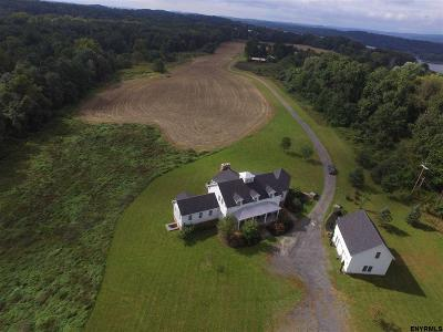 Columbia County Single Family Home For Sale: 1206 State Route 9j