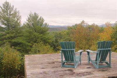 Washington County Single Family Home For Sale: 458 Pine Hill Rd