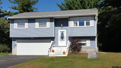 Saratoga County Single Family Home For Sale: 30 Duncan Rd