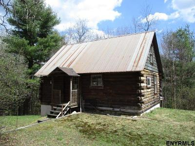 Warren County Single Family Home For Sale: 144 Lens Lake Rd