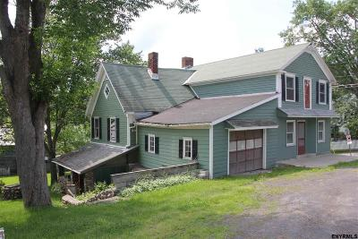 Schoharie County Single Family Home For Sale: 5703 State Route 10