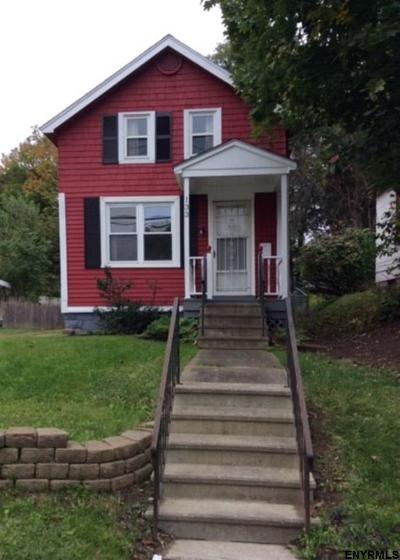 Schenectady Single Family Home For Sale: 133 Henry St