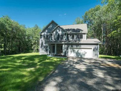 Rensselaer County Single Family Home For Sale: 002 Mammoth Spring Rd