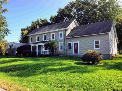 Saratoga County Single Family Home For Sale: 365 Schauber Rd