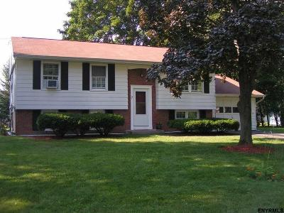 Saratoga Springs NY Single Family Home For Sale: $245,000