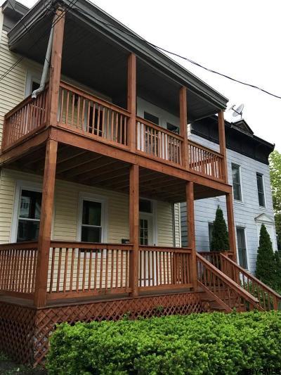 Troy Two Family Home For Sale: 57 Brunswick Av