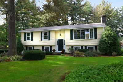 Queensbury, Fort Ann Single Family Home Price Change: 20 Heinrick Cir