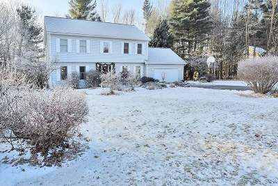 Saratoga Springs Single Family Home For Sale: 3 Brookside Dr