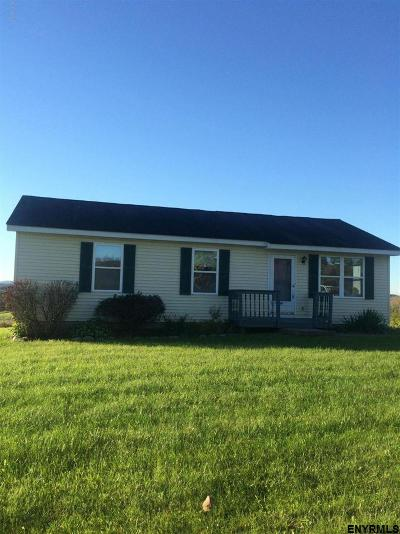 Queensbury, Fort Ann Single Family Home For Sale: 690 Goodman Rd