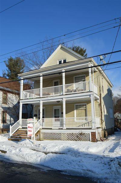 Troy Two Family Home For Sale: 9 Desson Av