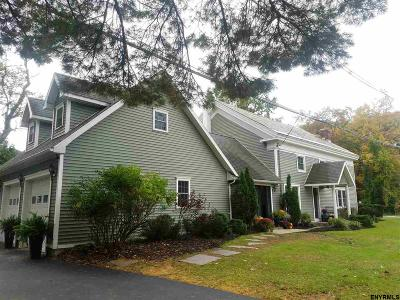 Saratoga County Single Family Home For Sale: 292 Reynolds Rd