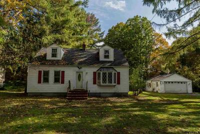 Saratoga Springs Single Family Home For Sale: 10 Nelson Av