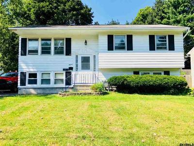 Colonie Single Family Home For Sale: 17 Clifford Av