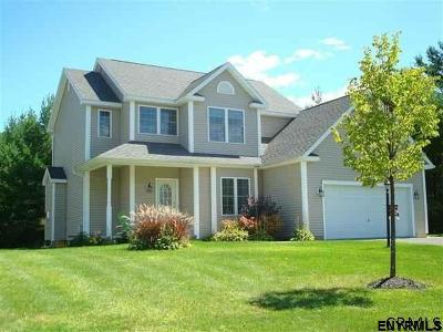Ballston Spa Single Family Home For Sale: 14 Kaleen Dr