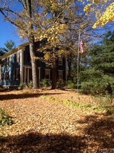 Columbia County Single Family Home For Sale: 1 Woodward Rd