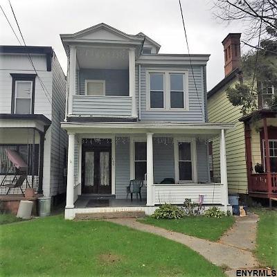 Troy Two Family Home For Sale: 140 2nd Av