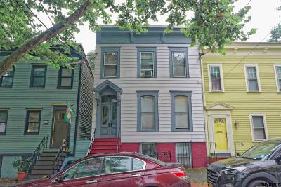 Albany Multi Family Home For Sale: 206 Jay St