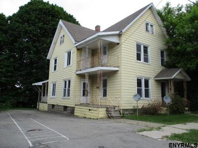 Gloversville NY Multi Family Home For Sale: $52,900